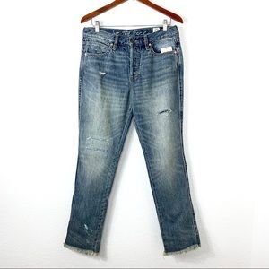 Anthropologie NWT We The Free High Rise Jean 29
